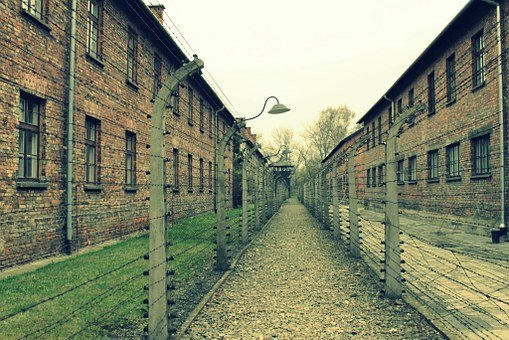 Krakow, Auschwitz, Europe, Memorial, Building, Poland
