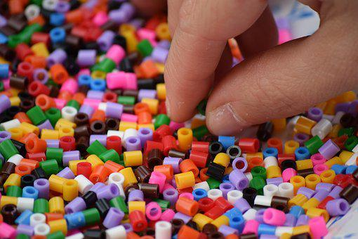 Ikea, Pyssla, Games, Children, Colors, Fun, Kids Game