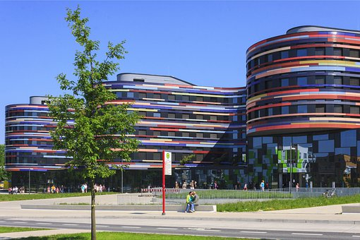 Architecture, Home, Building, Modern, Germany, Hamburg