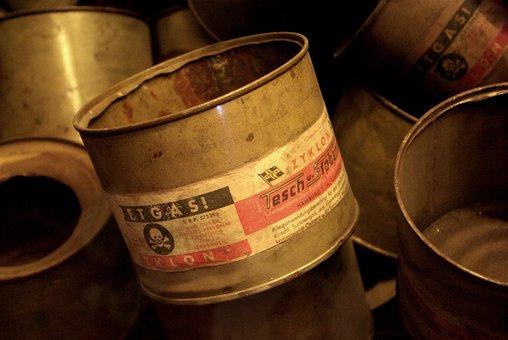 Zyklon B, Insecticide, Gas, Auschwitz-birkenau