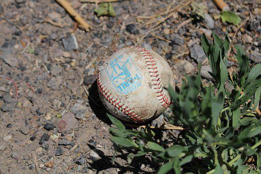 Baseball, Official, Ball, Athletic, Sports, League