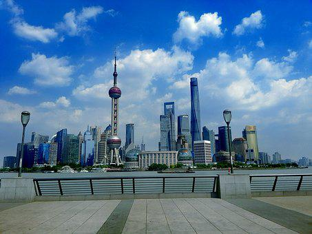 Shanghai, The Bund, Pearl Of The Orient, Huangpu River