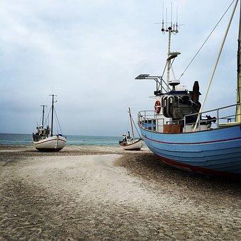 Natural, Both, The North Sea, Horizon, The Sea
