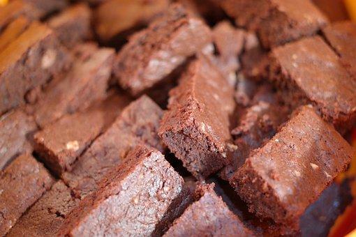 Brownies, Boston Brownies, Dessert, Sweet Dish