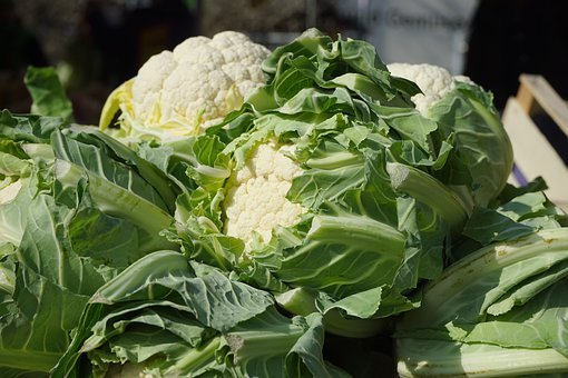 Cauliflower, Vegetables, Market Fresh Vegetables