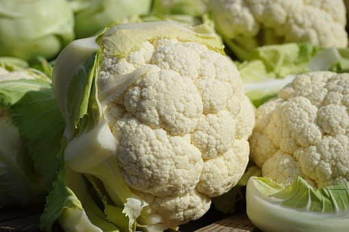 Cauliflower, Vegetables, Market Fresh Vegetables