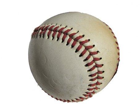 Ball, Base, Field, Object, Sport, Major, Close-up