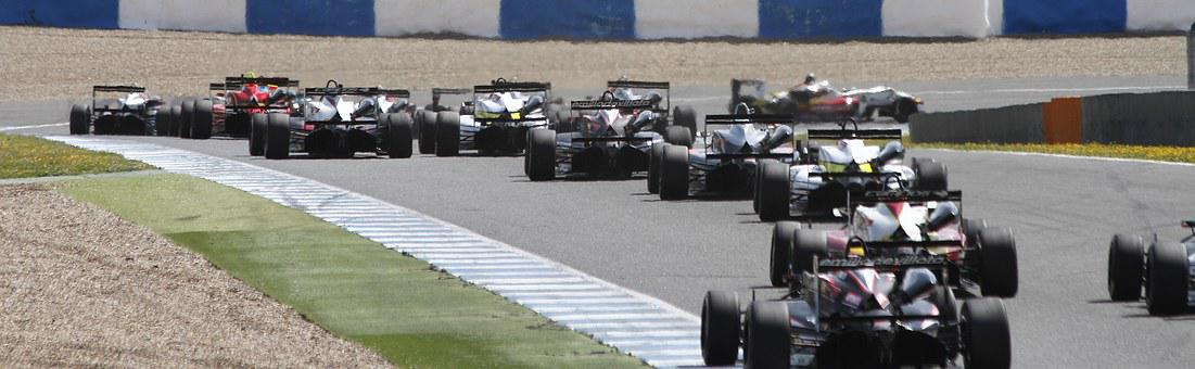 Circuit, Sherry, Competition, Cars, Single Seater