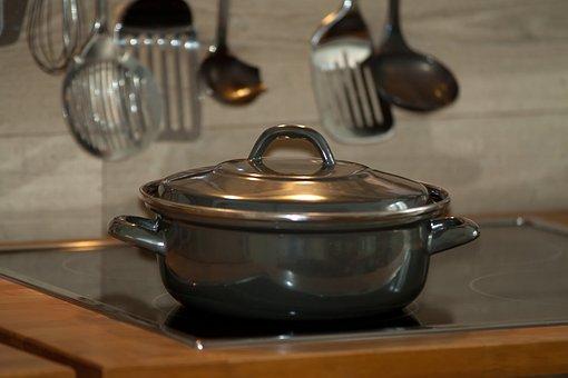 Cook, Kitchen, Cooking Pot, Ladles, Eat, Cooking, Hot