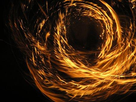 Fire, Fireworks, Fire Dance