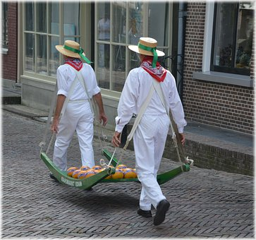 Cheese, Edam, Beemster, Tradition, Food, Cheese Market