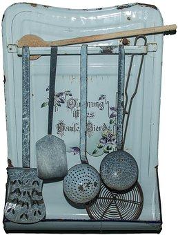 Trowel, Ladle, Cook, Kitchen Appliances