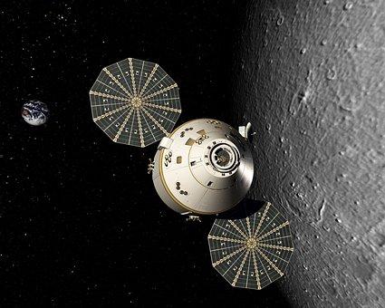 Orion Raumfähre, Orion Spaceship, Space Shuttle