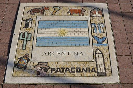 Argentina, Team Emblem, Emblem, Soccer, Football, Team