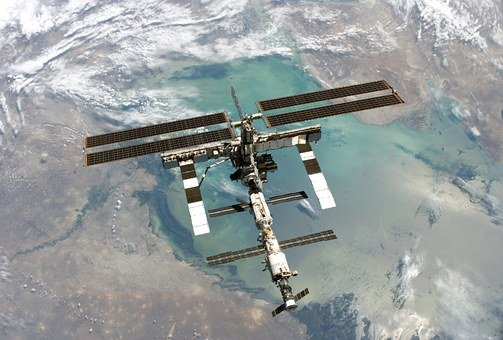 Space Station, International Space Station, Space, Nasa