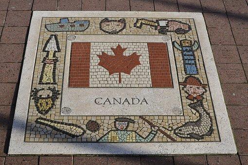 Canada, Team Emblem, Emblem, Team, Symbol, National