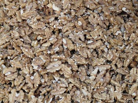 Walnut Kernels, Walnuts, Nuts, Tasty, Juglans Regia