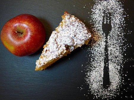 Apple Pie, Apple, Cake, Eat, Fruit, Bake Itself, Boskop