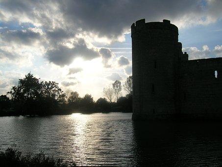 Castle, Hastings, England, Sussex, Medieval