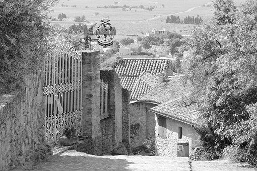 Châteauneuf You Pape, France, Avignon, Vaucluse