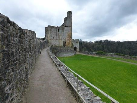 Chepstow, Castle, History, Fortress, Tower