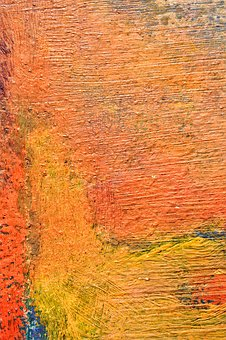 The Framework, Drawing, Color, Texture, Paint, Wall