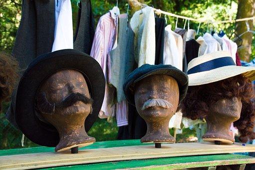 Costumes, Dress Up, Tradition, Austria, Litschau