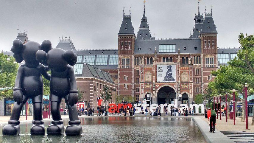 Amsterdam, Holland, Architecture, Netherlands, Europe