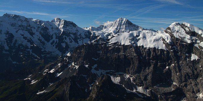 Swiss, Swiss Alps, Murren, Murren Switzerland
