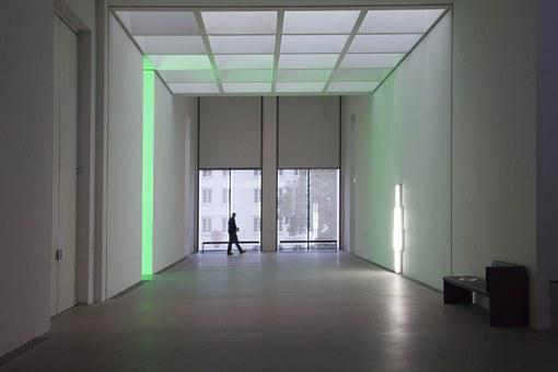 Art Gallery, Picture Gallery Of Modern, Munich