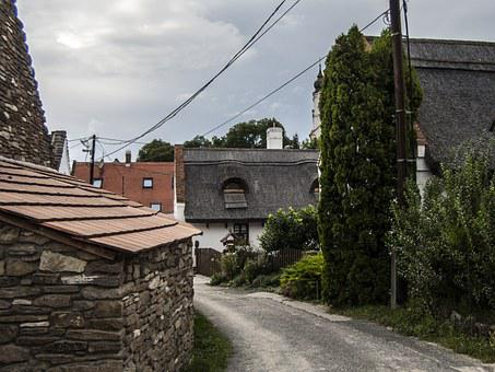 Street, House, Street View, Old, Mall, Dwelling House