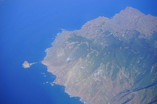Tenerife, Roques De Anaga, Roque De Tierra