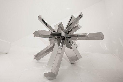 Crystal, Artwork, Sculpture, Fig, Wattens