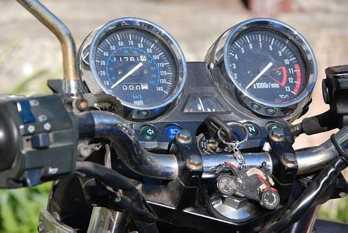 Speed, Speedometer, Gauge, A Speedometer, Automotive