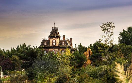 Disneyland, Paris, France, Old