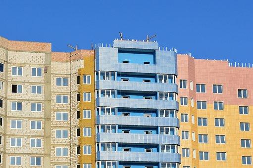 Facade Insulation, Home Construction, House, Insulation
