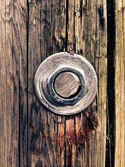 Screw, Wood, Metal, Work, Build, Installation, Fixing