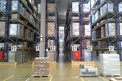 Factory, Capitalism, Pilot, Warehouse, Palettes
