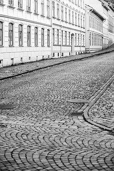 Stengata, Gothenburg, Haga, Stone, Street, House
