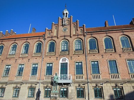 Old Town Hall, Town Hall Nyborg, Century Building