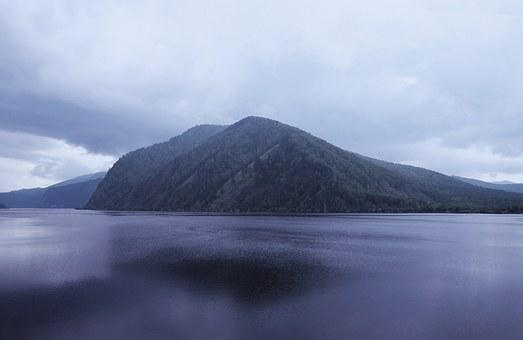 Mountain, Water, Reflections, Landscape, Lake, Outdoor