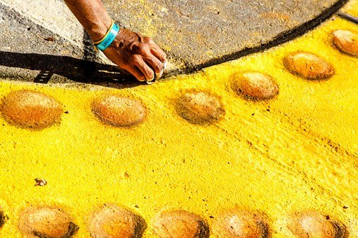 Chalk, Art, Street Art, Competition, Pavement, Asphalt