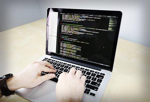 Coding, Business, Working, Macbook, Laptop, Computer