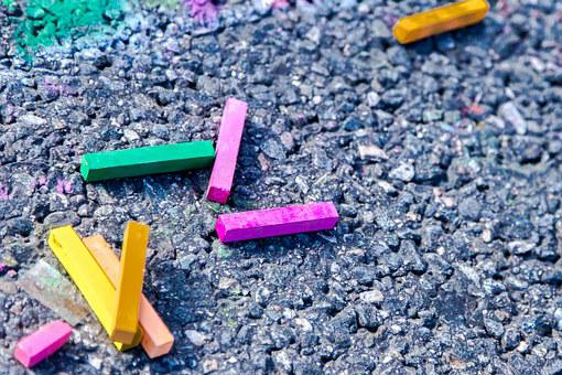 Chalk, Art, Street Art, Competition, Pavement, Asphalt