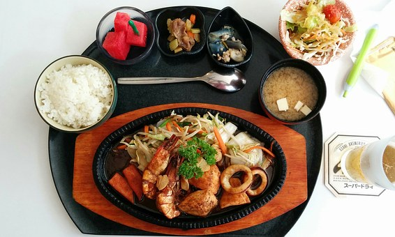 Sushi, Lunch, Table, Food, Eat, Cook, Alimentari, Dish