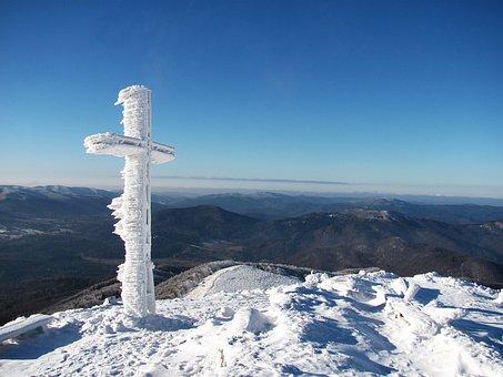 Mountains, Landscape, Winter, Nature, Snow, Poland