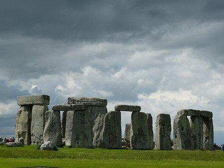 Stonehenge, Stone Circle, Megalithic Structure