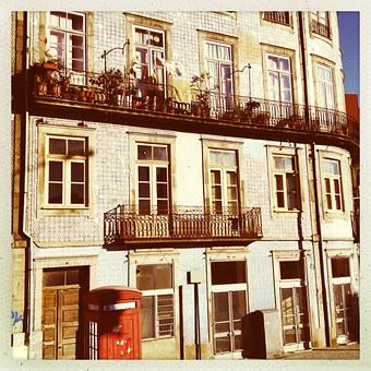 Porto, Oporto, Portugal, Vintage, Europe, Travel