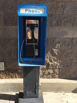 Payphone, Antique, Telephone, Retro, Call