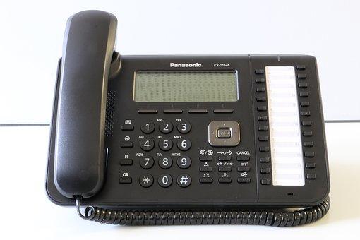 Phone, Panasonic, System Phone, Telecommunications